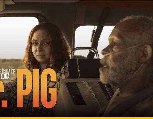 Escena de la película 'Sr. Pig'