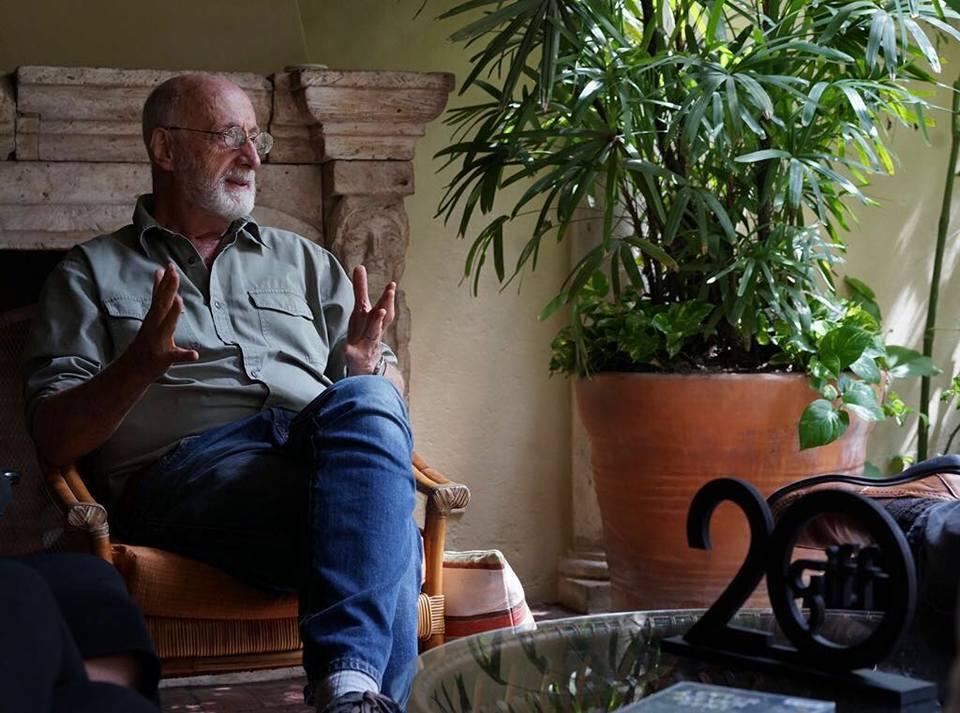 El dos veces nominado al Óscar, Stephen Goldblatt, es asesor recurrente del programa