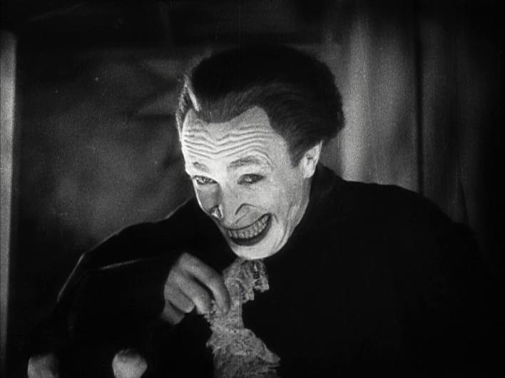 The man who laughs. Fuente: Film-grab.com