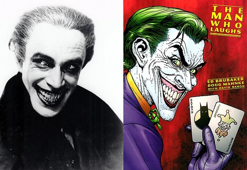 The man who laughs. Fuente: Laughin Squid.com