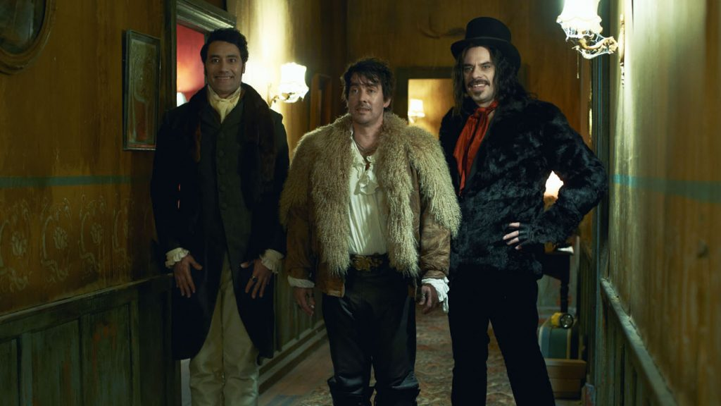 What we do in the shadows. Fuente: Vision del cine.com
