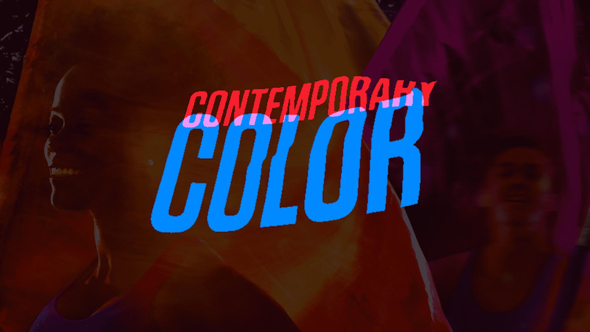 Imagen promocional de Contemporary Color