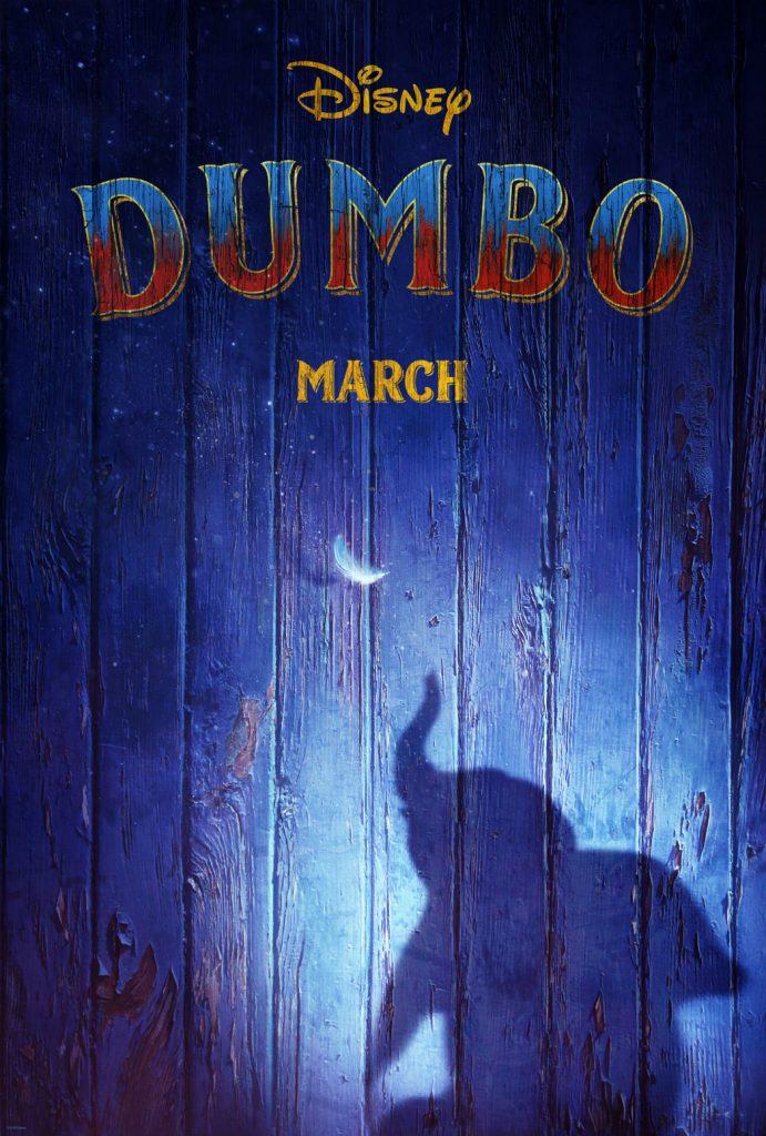 Dumbo, 2019 poster