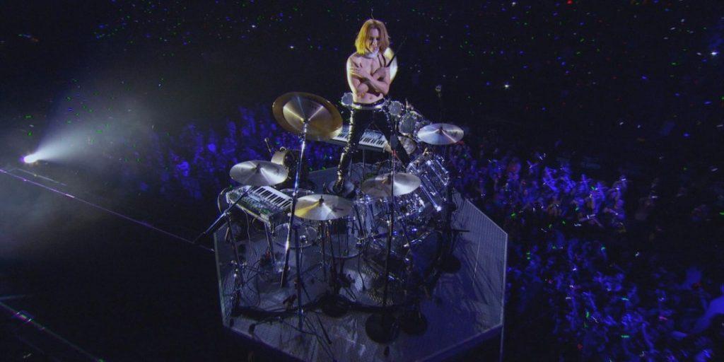 Yoshiki es uno de los músicos más reconocidos de Japón