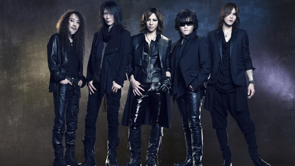 Integrantes actuales de X Japan