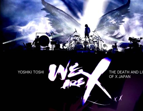 Imagen promocional de We Are X