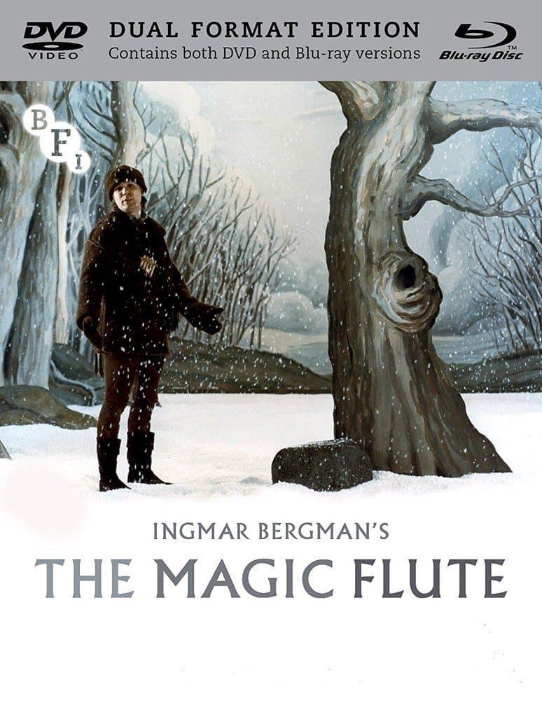 Magic Flute, Bergman