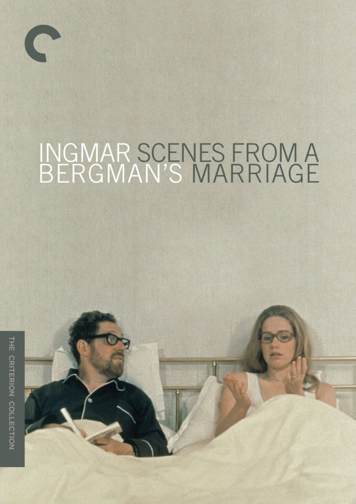 Scenes from a marriage, Bergman