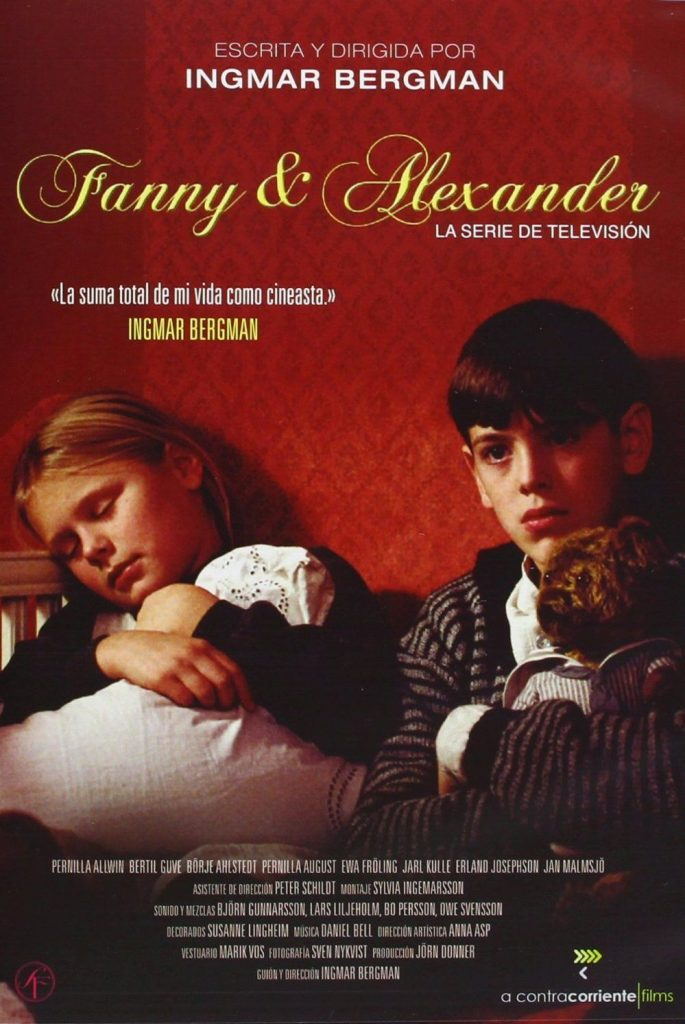 Fanny and Alexander, Bergman