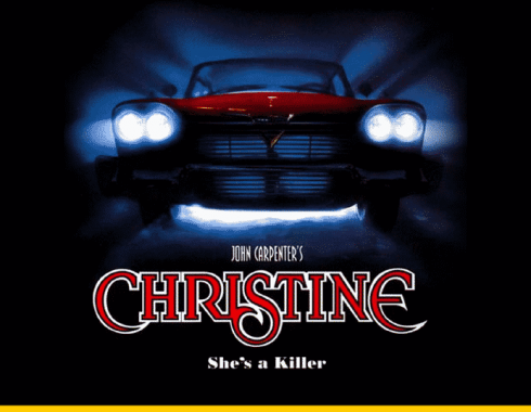 Imagen promocional de la película 'Christine'