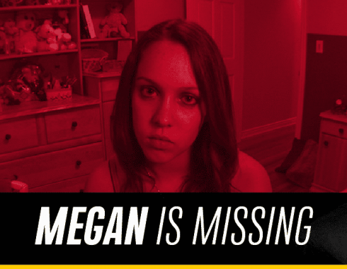 Escena de la película 'Megan is Missing'