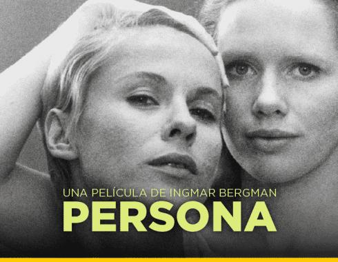 Imagen de Bibi Andersson y Liv Ullmann en 'Persona'
