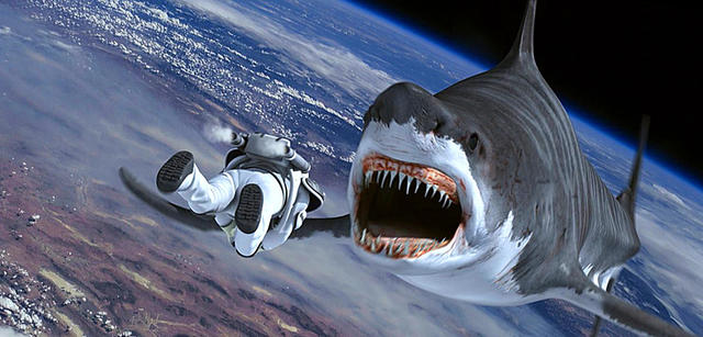 Sharknado. Fuente: Moviepilot.com