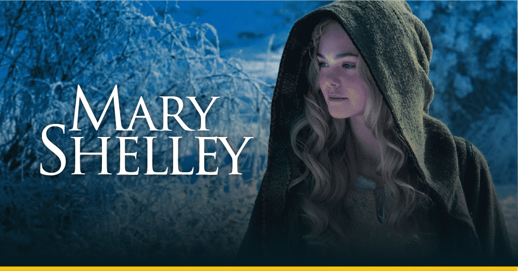 Elle Fanning, protagonista de 'Mary Shelley'