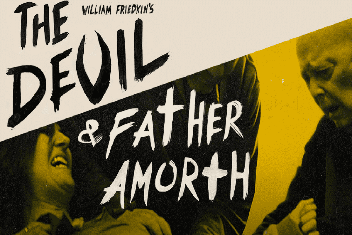 The Devils and Father Amorth. Fuente: The Lowdown Under.com