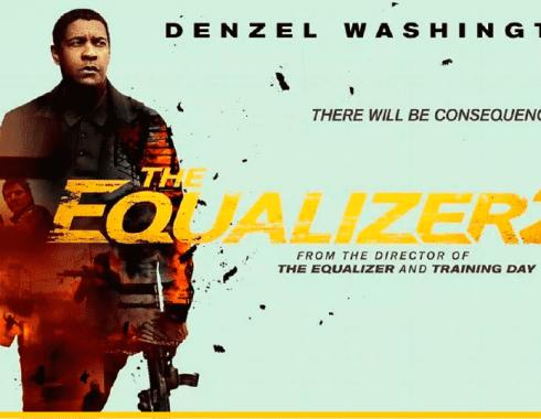 Imagen promocional de la secuela de 'The Equalizer'