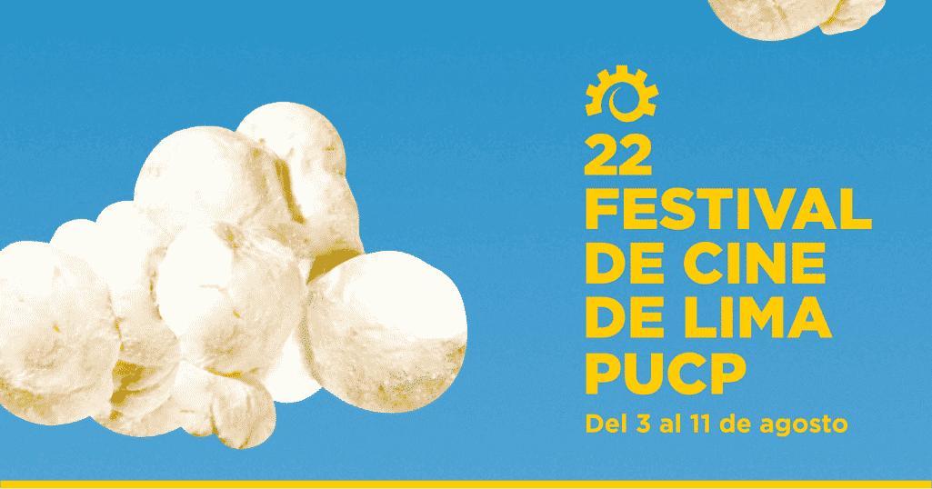 Parte del poster oficial del 22 Festival de Cine de Lima