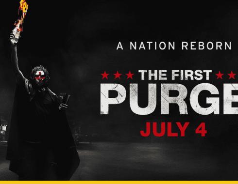 Imagen promocional de 'The First Purge'