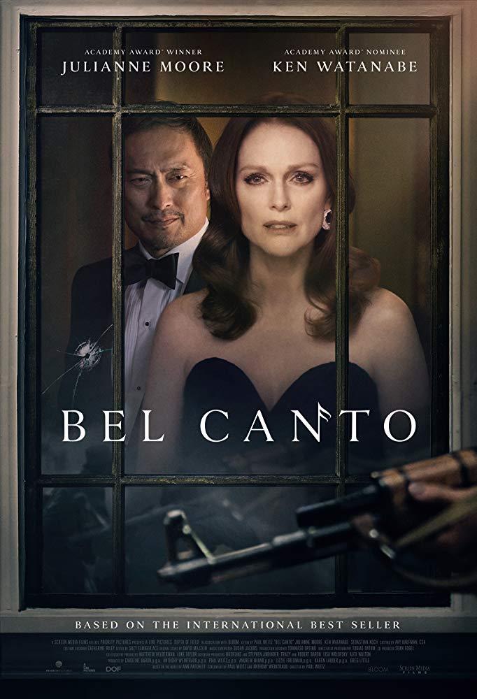 Bel Canto Poster Julianne Moore