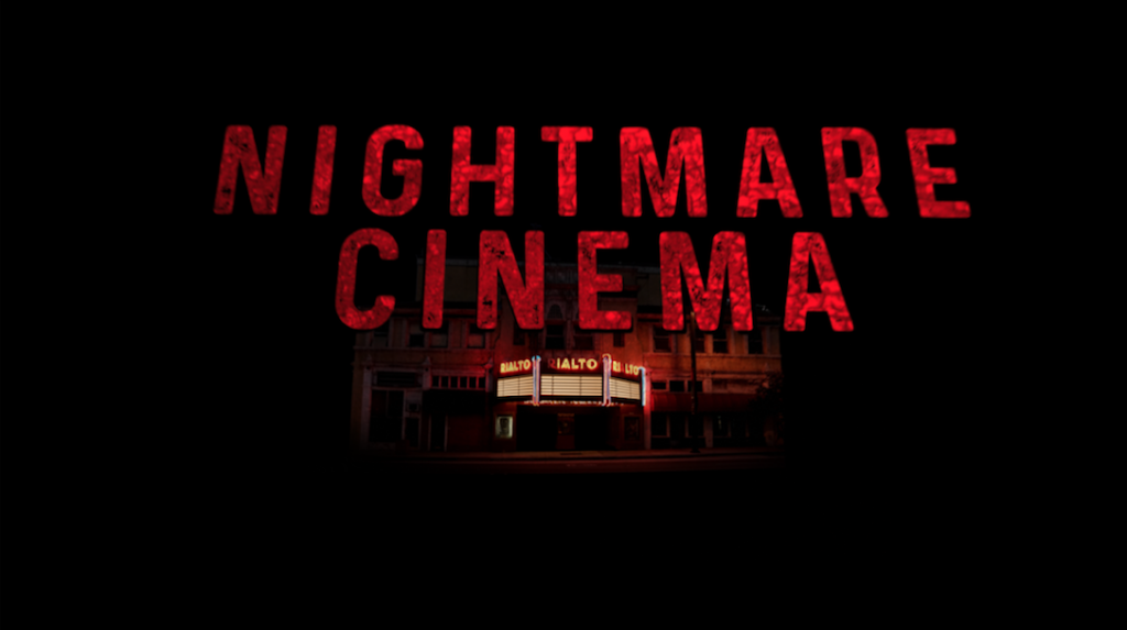 Nightmare Cinema. Fuente: Dread Central.com