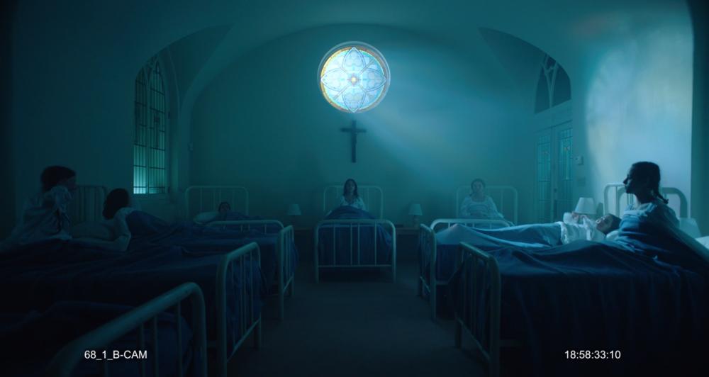 Nightmare Cinema. Fuente: Lauren Fitzsimmons.com