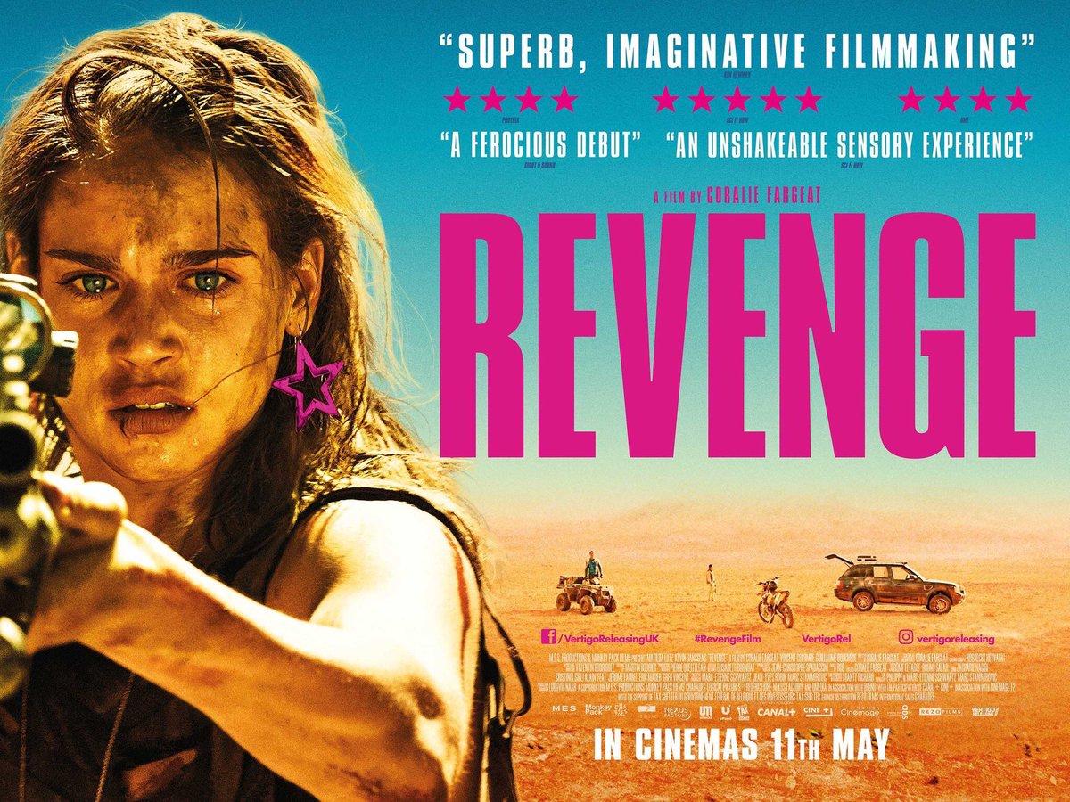 Revenge. Fuente: Twitter.com