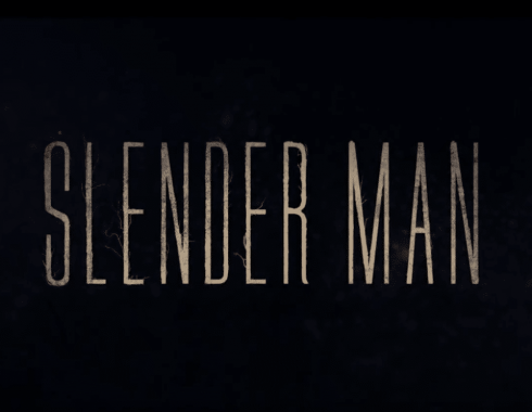 Slender Man. Fuente: The Arts Shelf.com