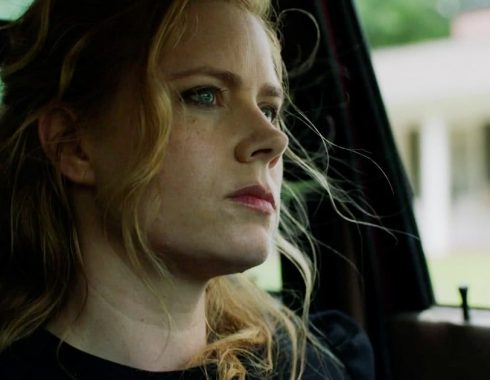 Protagonista de Sharp Objects Amy Adams
