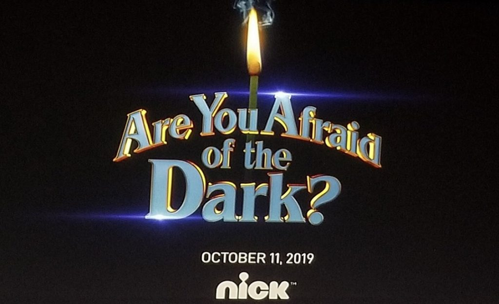 Are you afraid of the dark. Fuente: Bloody Disgusting.com