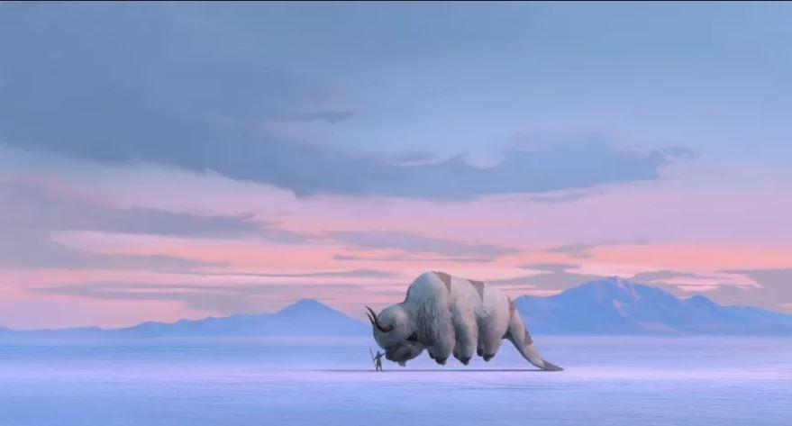Avatar. The Last Airbender. Fuente: Gizmodo.com