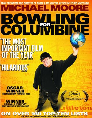 Bowling for Columbine. Fuente: Allmovie.com