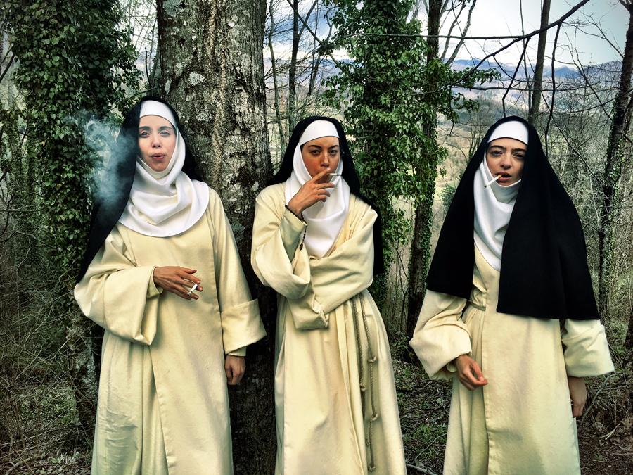 En pecado. Fuente: Sitges Film Festival