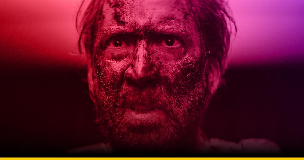 Nicolas Cages en 'Mandy'