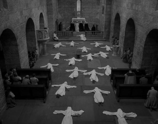Madre Juana de los Ángeles. Fuente: Cine Maldito