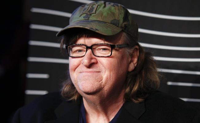 Michael Moore. Fuente: El Universal.com
