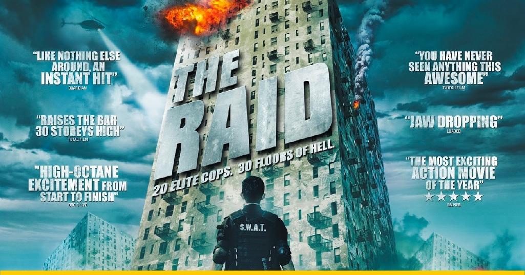 Imagen promocional de 'La Redada'