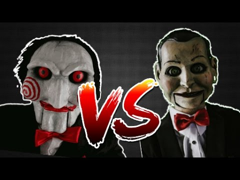 Saw and Dead Silence. Fuente: YouTube.com