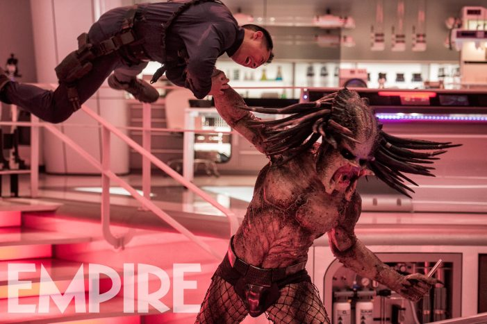 The Predator. Fuente: Empire