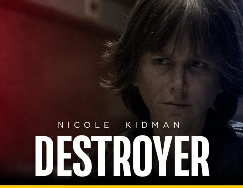 Nicole KIdman en Destroyer
