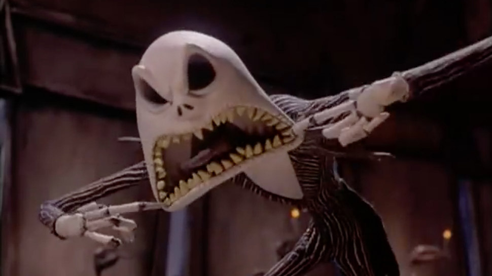 Nightmare Before Christmas. Fuente: Nerdist