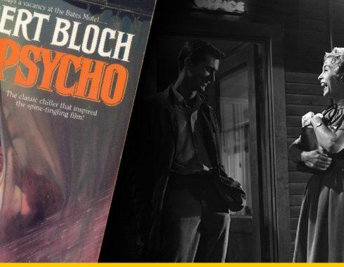 Imagen de la película Psycho