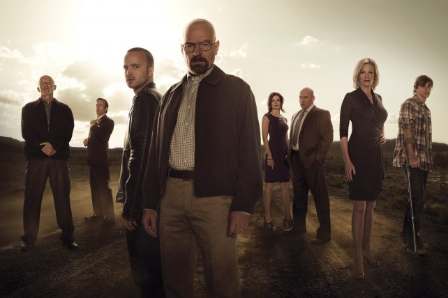 Breaking Bad. Fuente: Diario La Capital