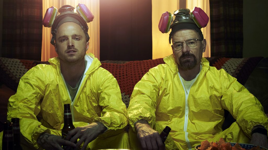 Breaking Bad. Fuente: Publikart