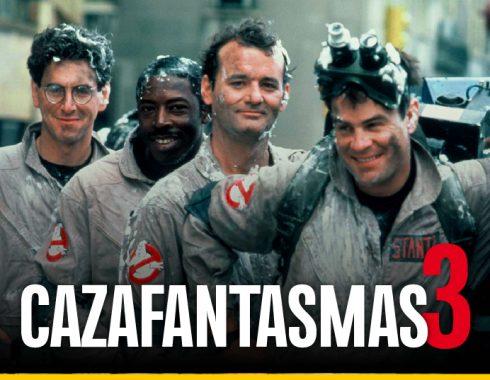 Dan Aykroyd afirma que Cazafantasmas 3 podría contar con el elenco original
