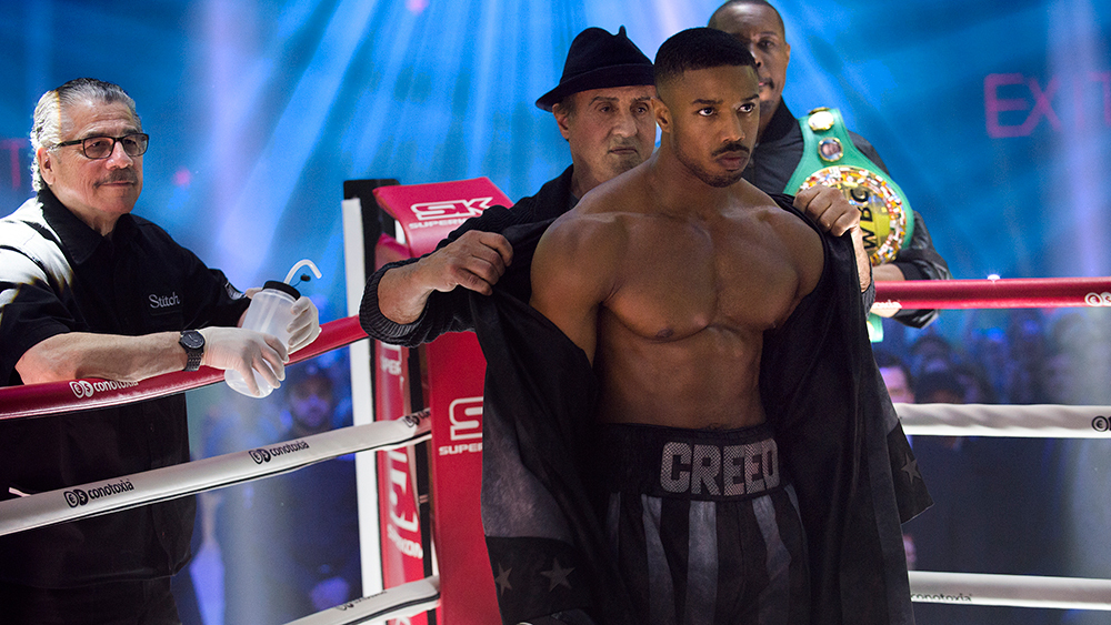 Creed 2. Fuente: Variety