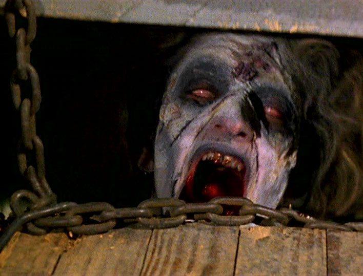 Evil Dead. Fuente: Horror Freak News