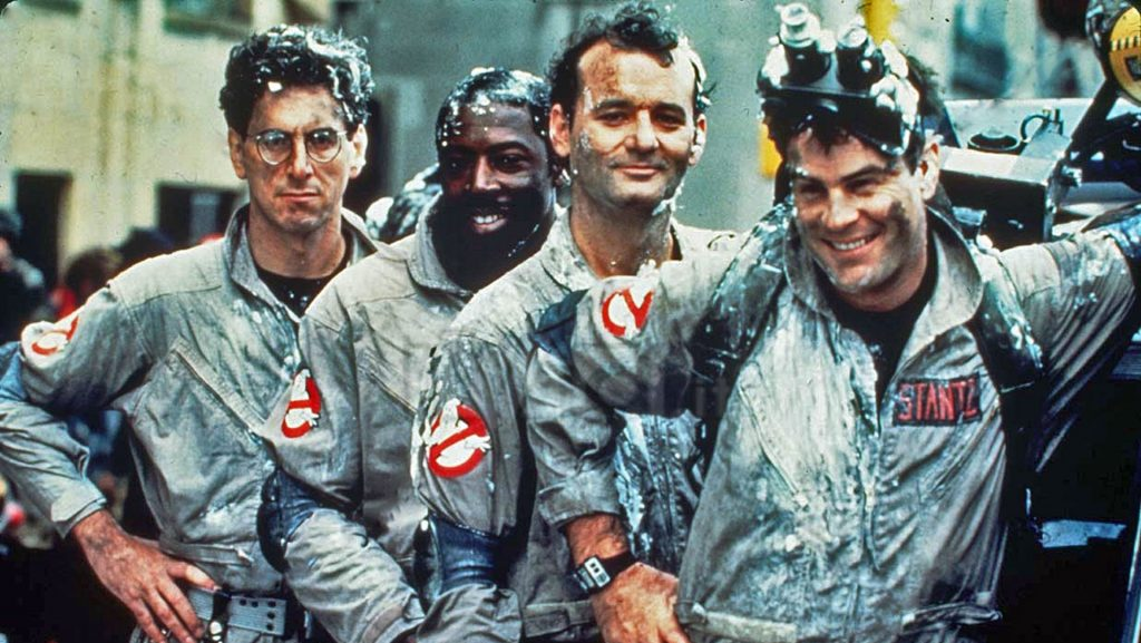Ghostbusters. Fuente: Canal Hollywood