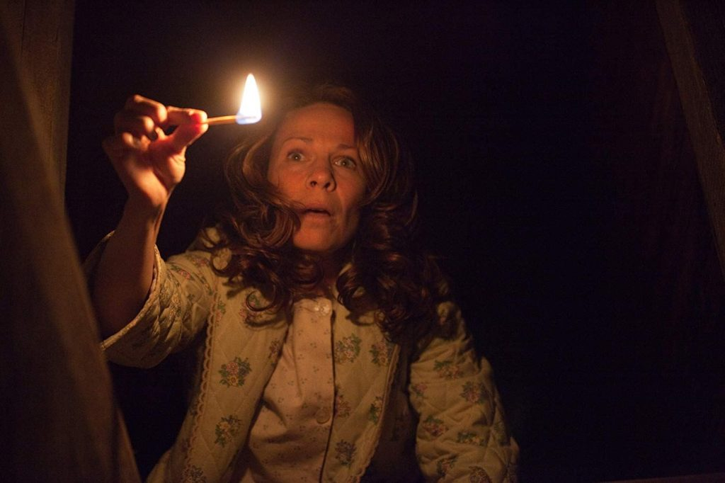 The Conjuring. Fuente: Boom Howdy