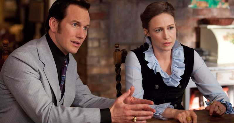 The Conjuring. Fuente: MovieWeb
