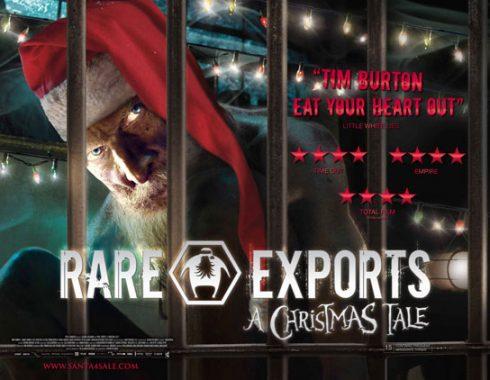 Rare Exports. Fuente: Trailer addict